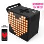 Parlante portatil Bluetooth Noga PIX KZ-1104