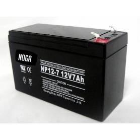 Bateria de gel de 12V -7A