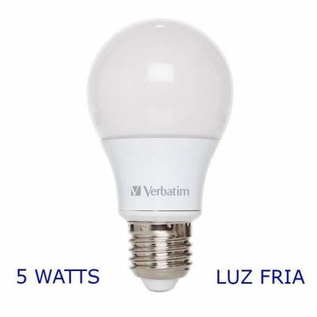 Luz LED Blanco Frio 5 W 470 Lumens VERBATIM 99861