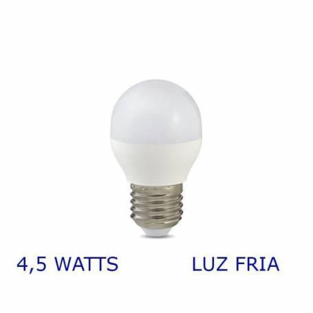 Luz LED GOTA E27, 4,5W fría VERBATIM 99854