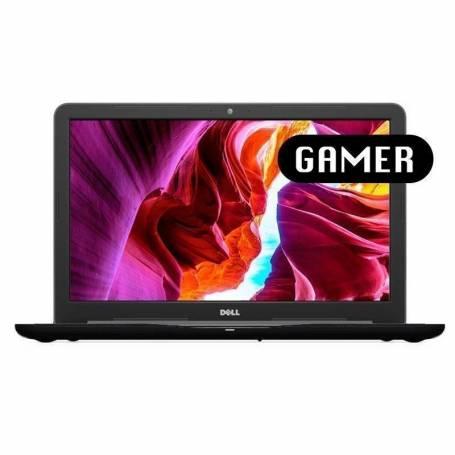 """Ntbk. GAMER Dell Inspiron 5567 I7-7500U 16gb Ram 1tb R7 4gb 15.6"""" Touch"""