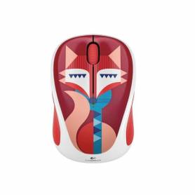 Mouse Logitech M317 Inalambrico FOX