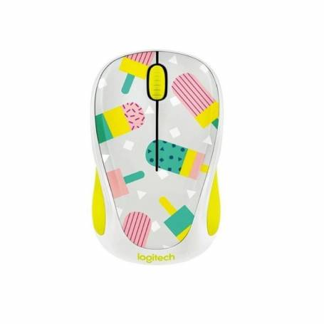 Mouse Logitech M317 Inalambrico Popsicles