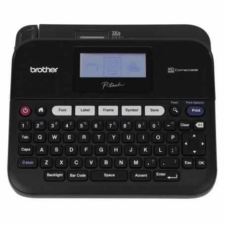 Rotuladora Brother PT-D450 de escritorio