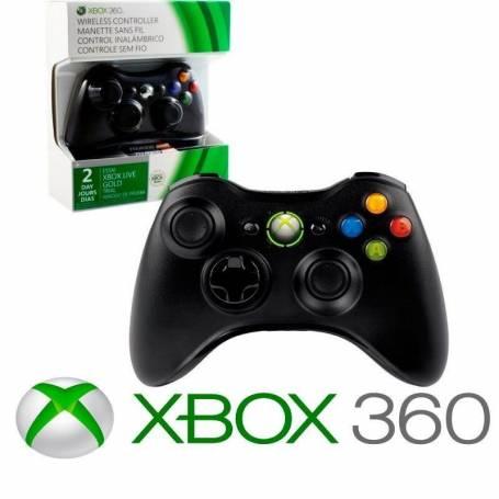 Joystick Microsoft Xbox 360 Inalambrico Original