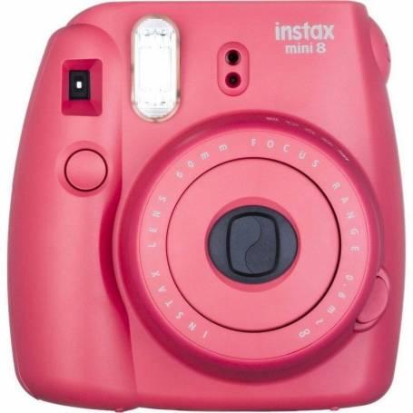 Camara Fujifilm Instax Mini 8 Amarilla Incluye 10 fotos