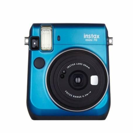 Camara Fujifilm Instax Mini 70 Negra Incluye 10 fotos