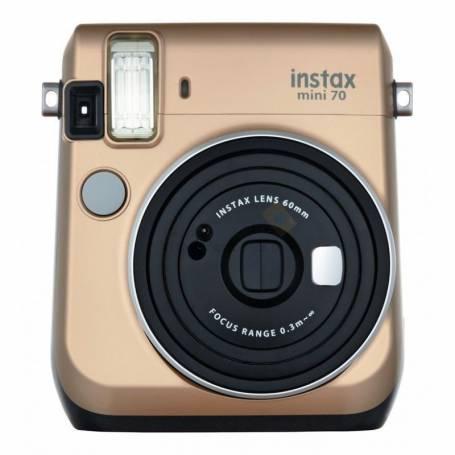 Camara Fujifilm Instax Mini 70 Azul Incluye 10 fotos