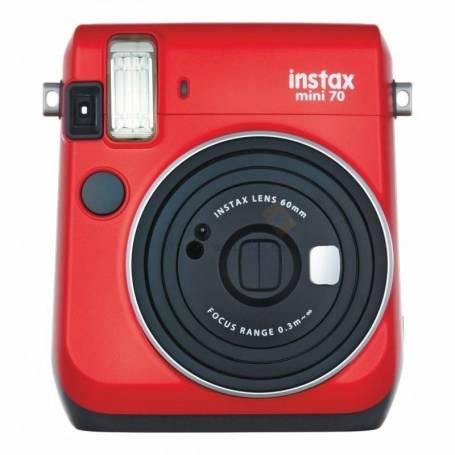 Camara Fujifilm Instax Mini 70 Blanca Incluye 10 fotos