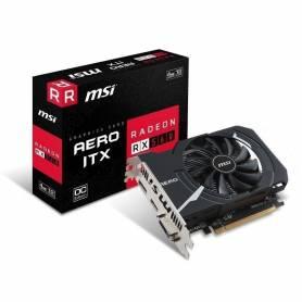 MSI Radeon RX 560 AERO ITX 4GB GDDR5