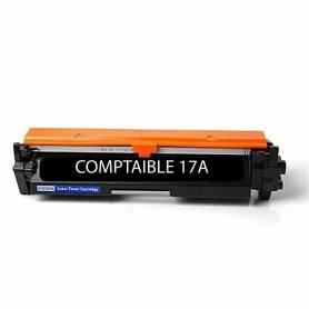Toner  HP 17A toner original