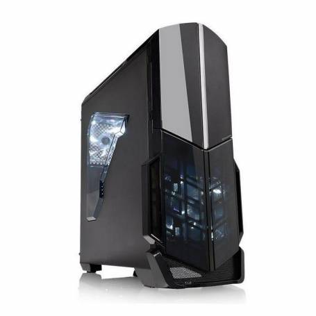 Gabinete Thermaltake Versa N21Black Led Fan Sin Fuente