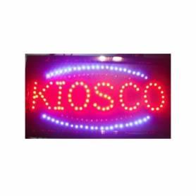 Cartel LED Maxi Kiosco 48x25