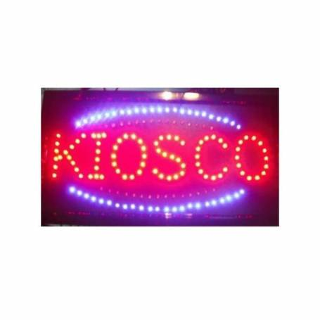 Cartel LED Maxi Kiosco 48x25