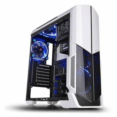 Gabinete Thermaltake Versa N21 Black Led Fan Sin Fuente