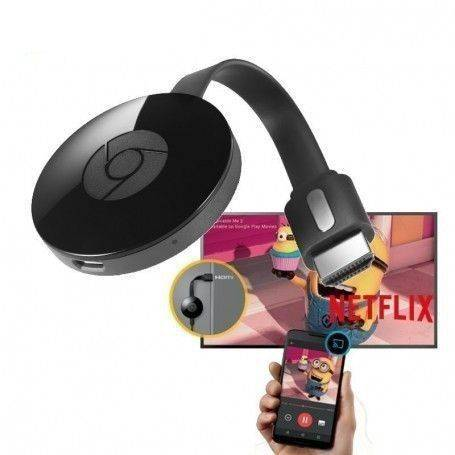 Chromecast 2 Google Android Tablet Smartphone