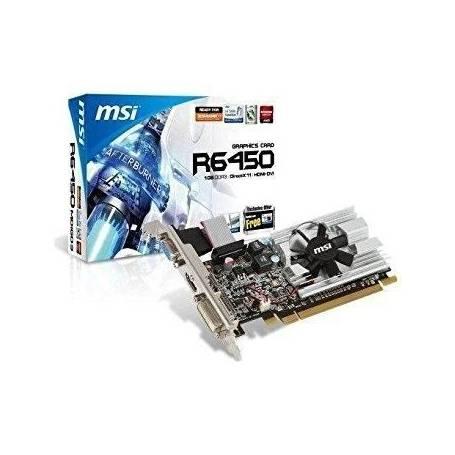 MSI Radeon RX 550 AERO ITX 2GB GDDR5