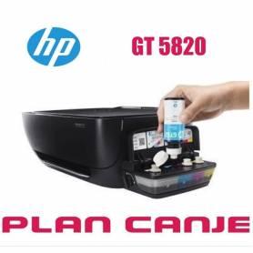 Multifunción HP GT 5820 sistema continuo
