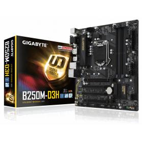 Motherboard Gigabyte B250M-D3H 1151 DDR4