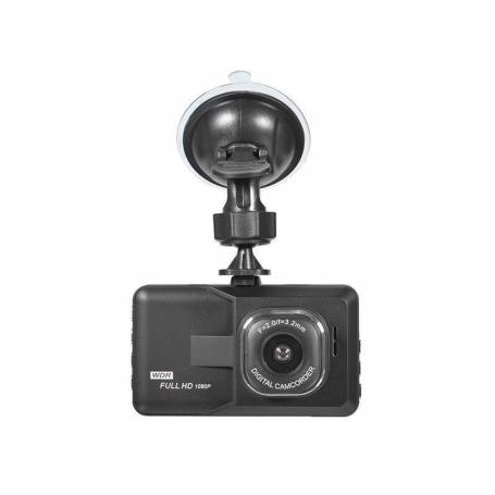 Camara Dash Dual DVR para auto T810 Full HD IPS