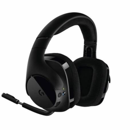 Auriculares Gamer Logitech G430 con Micrófono