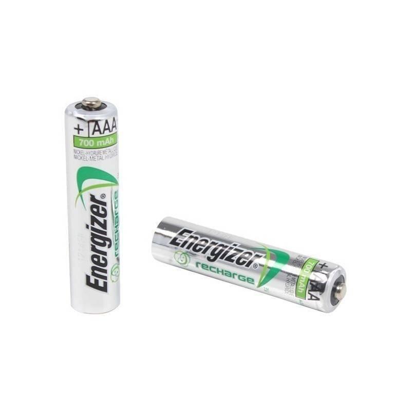 Pila Recargable Energizer AAA Pack 2 Unidades