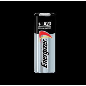 Pila alcalina Energizer A23 / 12Vcc por unidad