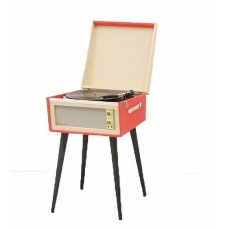 Tocadiscos Vintage con pie OOKLY Mod OKN 085