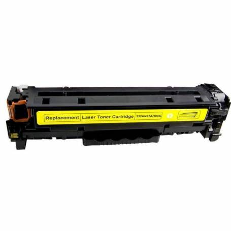 Toner para HP 531A/411A/381A Cyan alternativo