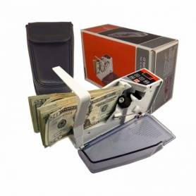 "Contadora de Billetes ""Bill Counter"" 6200 uv / mg  Con Detector de Falsos (Ideal Bancos)"