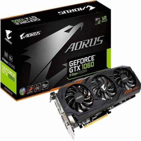 GIGABYTE  GeForce GTX 1060 6GB GDDR5 GAMING