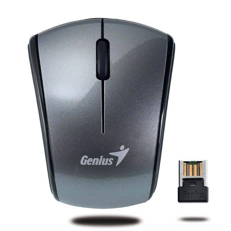 Mouse inalámbrico ultra delgado Micro Traveler 900S