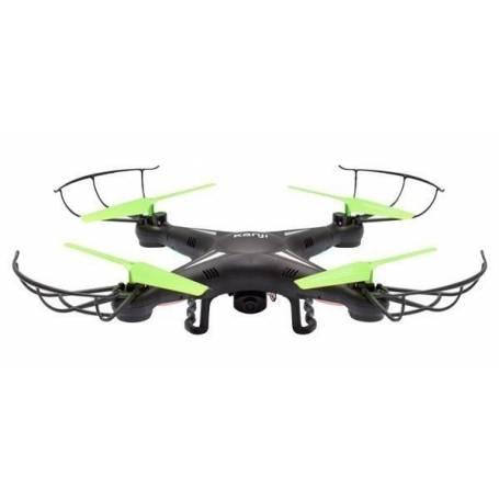 Drone Kanji Kaze Cámara 720p Control De Mando WiFi