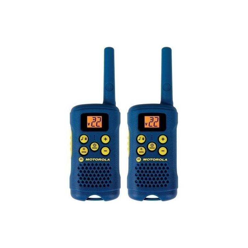 Par Handies Motorola Intercomunicador 25km MG160A