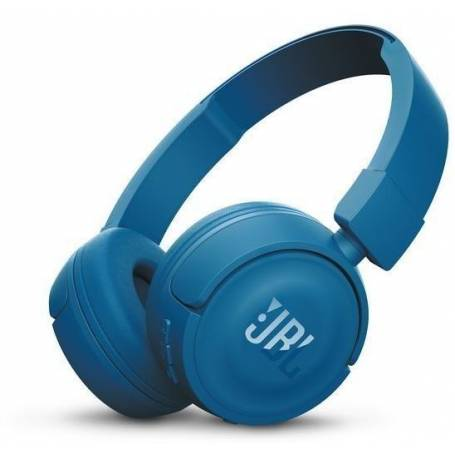 Auriculares JBL T450BT Bluetooth Pure Bass Azul