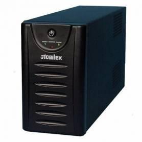UPS + Estabilizador Atomlux UPS1000TOWER Con Soft