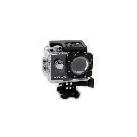 Action Cam Kelyx Kl102 720p Sumerg. 30 Metros