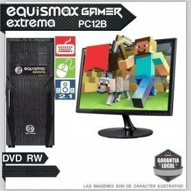 Pc Equismax Extrema Intel Core I5 7400/ 8GB / HD 1TB + MONITOR