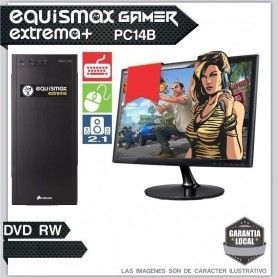 Pc Equismax Extrema+ Intel Core I7 7700/ 8GB / HD 1TB + monitor