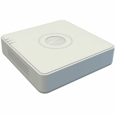 DVR 4 CANALES FULL-HD DS-7104 HGHI-F1 - HIKVISION