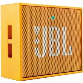 Parlante Jbl Go Bluetooth Portátil Amarillo