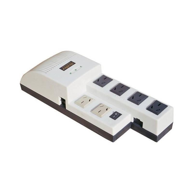 Estabilizador Atomlux R1000 6 salidas