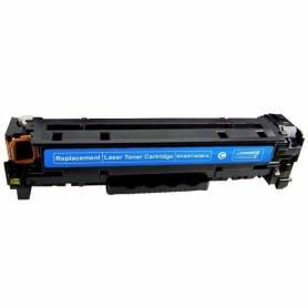 Toner para HP CF411A Cyan alternativo