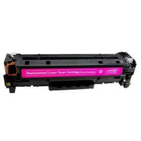 Toner para HP CF411A Magenta alternativo
