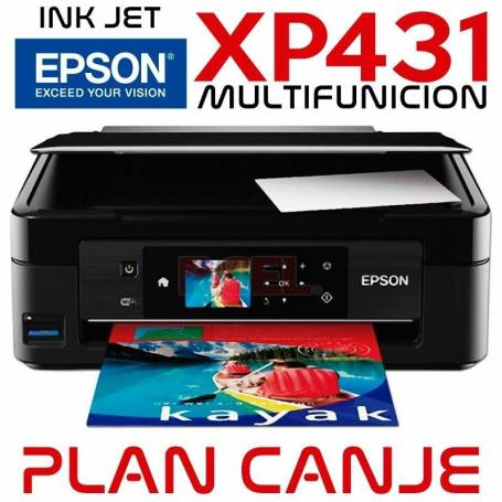 Multifuncion Epson XP431