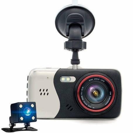 Camara DVR para auto T616 con slot para tarjeta micro SD