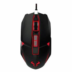 Mouse Gamer Riotoro RGB AUROX MR800-XP Black