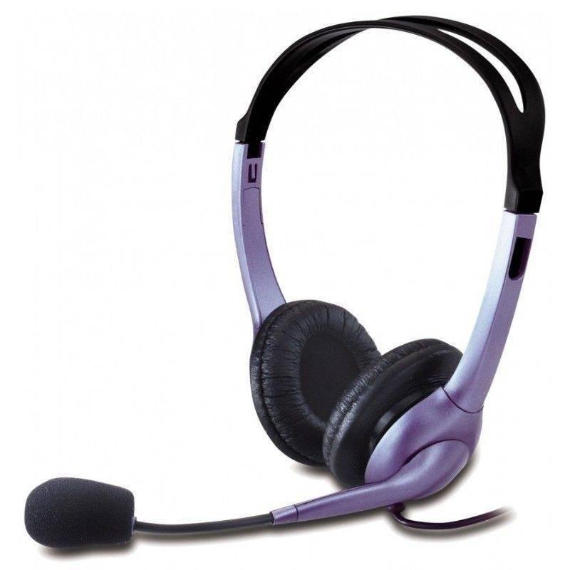 Auriculares de PC con Micrófono Genius HS-04S