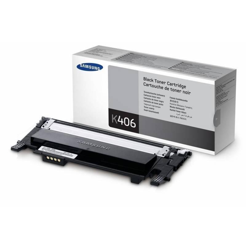 Samsung CLT-K406S Negro toner original