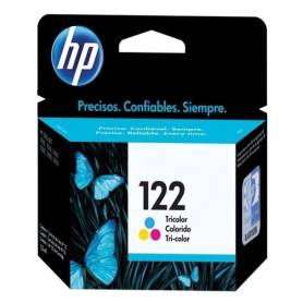 Cartucho  HP 122 original de tinta tricolor